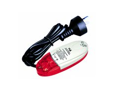 Electronic Dimmable 12V 60W Transformer With Flex & Plug - CLADRAGONFP