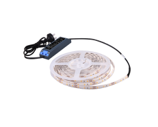 Flexi 2 Metre 12W LED Strip Light Kit Warm White - FLP12V2M/WW/S