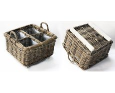 Basket Herb 4 Parts