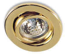 SDC-TLT-GD Recessed Gold