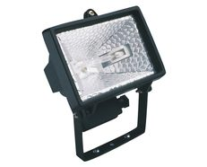 Exterior 150W Floodlight Black - QLC150BLK