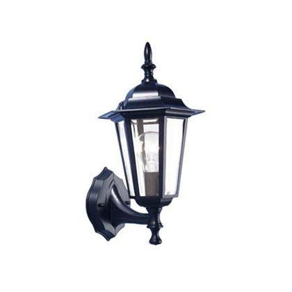 Tilbury Exterior Wall Light Black - MX4011BLK