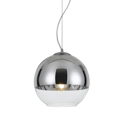 Otis Small Chrome Pendant