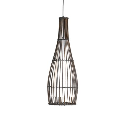 Maluka 1 Light Large Pendant
