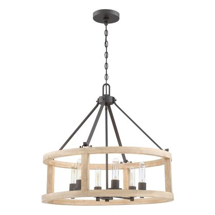 Atwood 6 Light Large Pendant