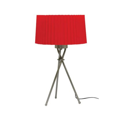 Giani Red Table Lamp