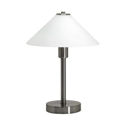 Ohio Touch Table Lamp - Nickel
