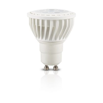 LED 6W GU10 Globe Cool White - 18604