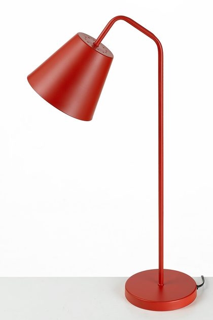 Baja Red Table Lamp